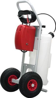 Portable Foam Generator For Lightweight Construction